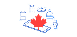 Infographic: eCommerce in the Canadian Apparel Industry