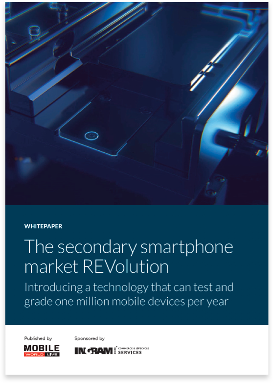 The Secondary Smartphone Market REVolution